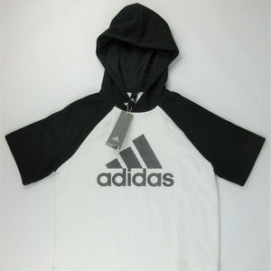 NWT $55 ADIDAS Mens M Hoodie Pullover Sweater